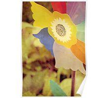 Summer Pinwheel Poster