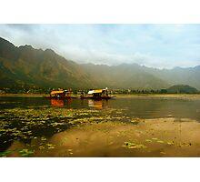 Dal Lake  Photographic Print