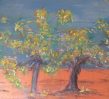 Vines of the Vales.  by Kay Cunningham