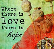 Where There is Love by Franchesca Cox