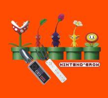 Nintend'Gro Gardening,  Kids Tee