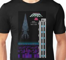 Reapers Invade Mega City Unisex T-Shirt