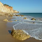 Algarve: Coast by Kasia-D