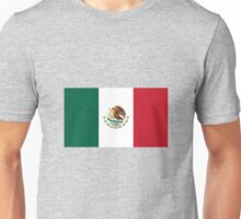 Mexico Flag Unisex T-Shirt