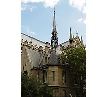 Notre Dame IV Photographic Print