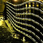 Lighted Railing by Scott Loucks