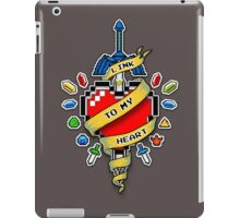 A LINK TO MY HEART iPad Case/Skin