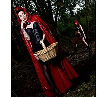 little red riding hood by Violeteyes