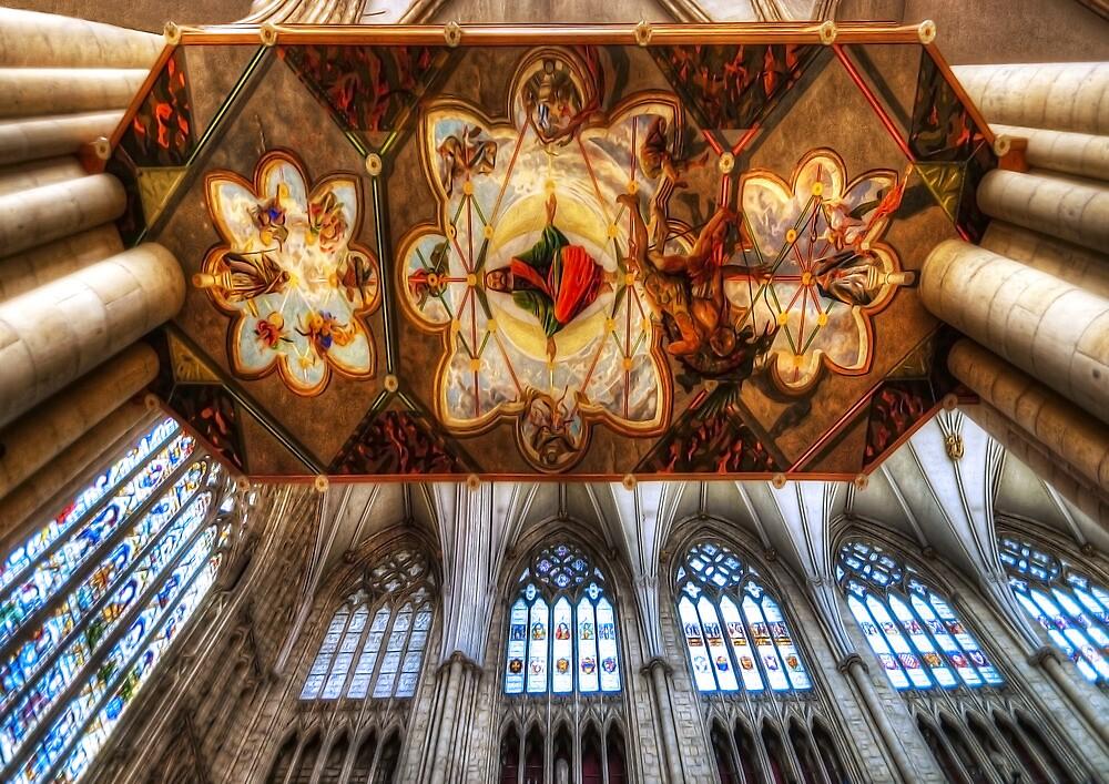 York Minster by Svetlana Sewell