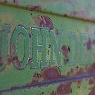 JOHN DEERE by Jon Matthies