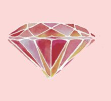 Pink Diamond One Piece - Long Sleeve