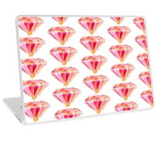Pink Diamond Laptop Skin