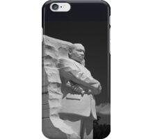 MLK 1645BW iPhone Case/Skin
