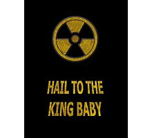Duke Nukem - Hail To The King Baby! Photographic Print