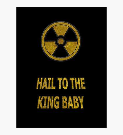 Duke Nukem - Hail To The King Baby! Photographic Print