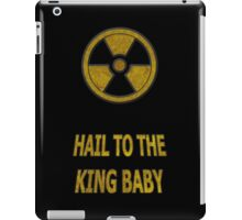 Duke Nukem - Hail To The King Baby! iPad Case/Skin