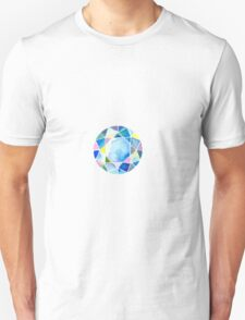 Blue diamond Unisex T-Shirt