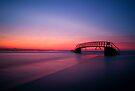 All still at Belhaven Bridge by Chris Cherry