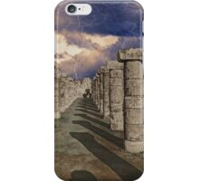Chichen Itza Revisited iPhone Case/Skin