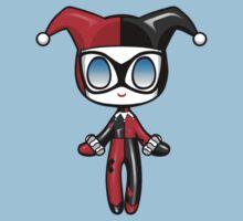 Harley Quinn Plush Kids Clothes