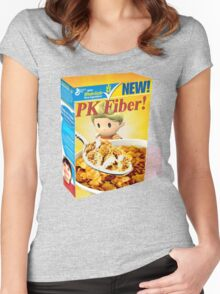 PK Fiber T-shirt (UNOFFICIAL) Women's Fitted Scoop T-Shirt