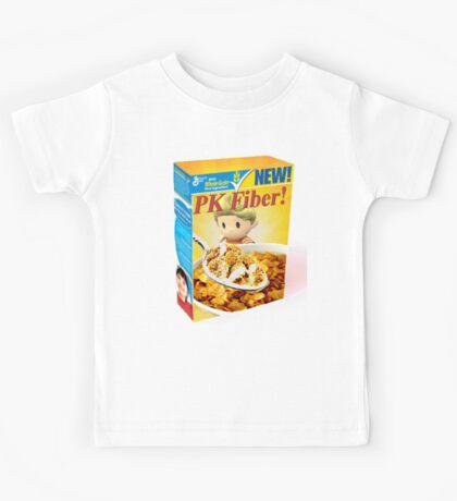 PK Fiber T-shirt (UNOFFICIAL) Kids Tee
