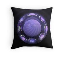 Bubble Variations # 1 Throw Pillow