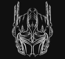 Pinstripe Prime (white version)