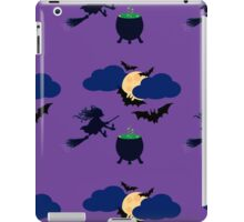 Witch and moon iPad Case/Skin