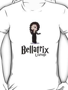 Bellatrix Lestrange Chibi Tee T-Shirt