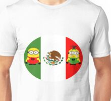 Mexican´s Flag Unisex T-Shirt