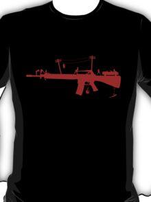 "Red Light M16 ""Dark"" T-Shirt"