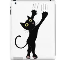naughty kitty  iPad Case/Skin