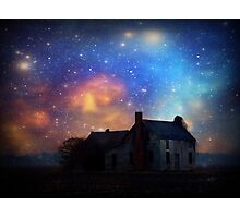 """""""When it is Dark Enough, You Can See the Stars"""" Photographic Print"""