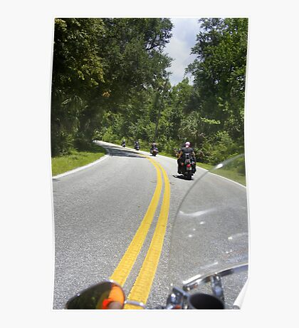 Just Ridin' Poster
