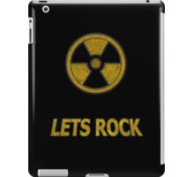 Duke Nukem - Lets Rock iPad Case/Skin