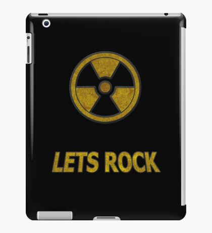 Duke Nukem - Lets Rock iPad Case/Skin