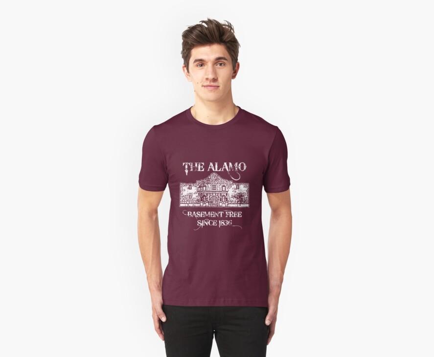 The Alamo Basement by AngryMongo