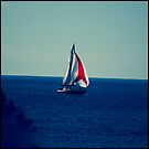 Full Sail Ahead by Khrome Photography
