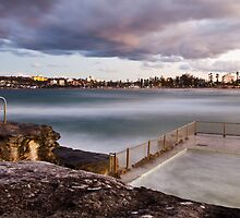 Manly Evening by Mark Goodwin