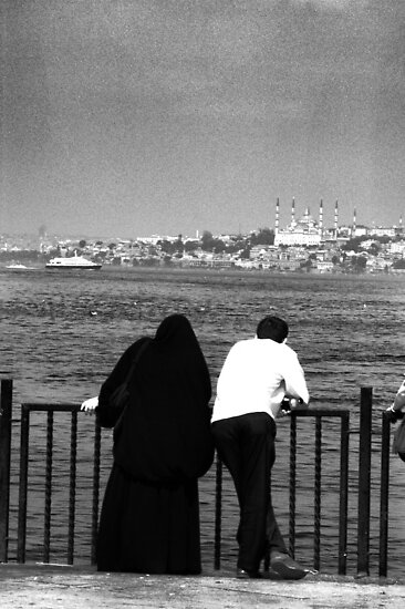 Couple in Istambul by Mariano57