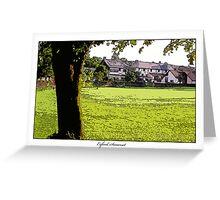 Exford, Somerset Greeting Card
