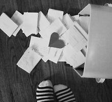 Striped socks finding love by TiffanieH