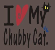 Chubby cat One Piece - Short Sleeve