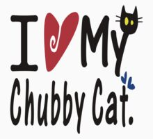 Chubby cat Kids Clothes