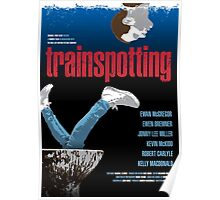 Trainspotting - Movie Poster Poster