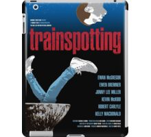Trainspotting - Movie Poster iPad Case/Skin