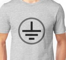 Earth Symbol Unisex T-Shirt