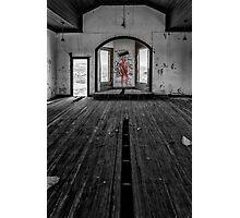 Abandoned Church Photographic Print