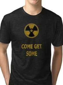 Duke Nukem - Come Get Some Tri-blend T-Shirt